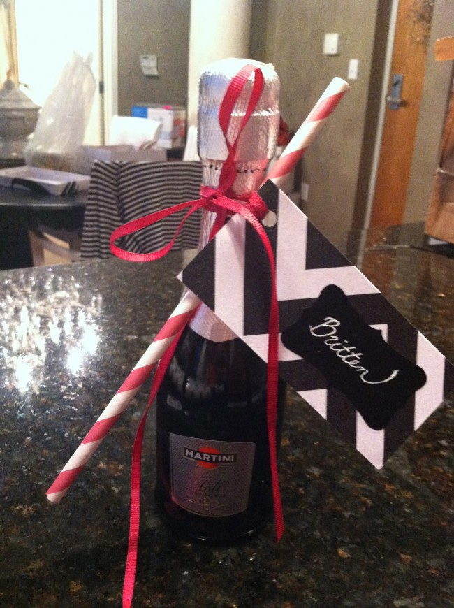 Mini Wine Favors!
