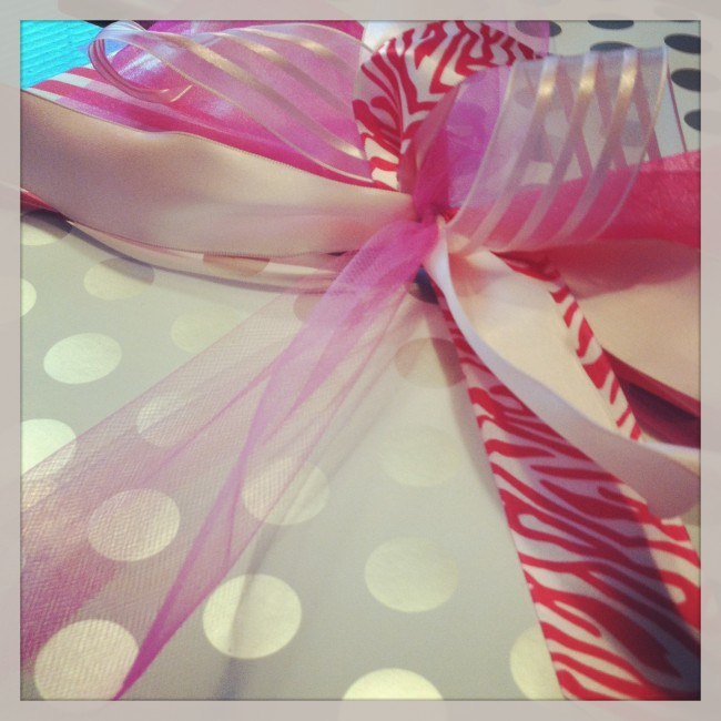 Wrapping and Ribbon