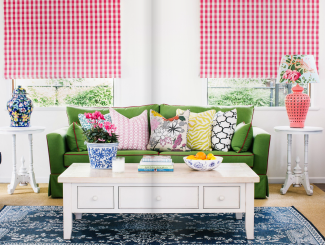 Adore Mag Aug:Sept Gingham Heaven