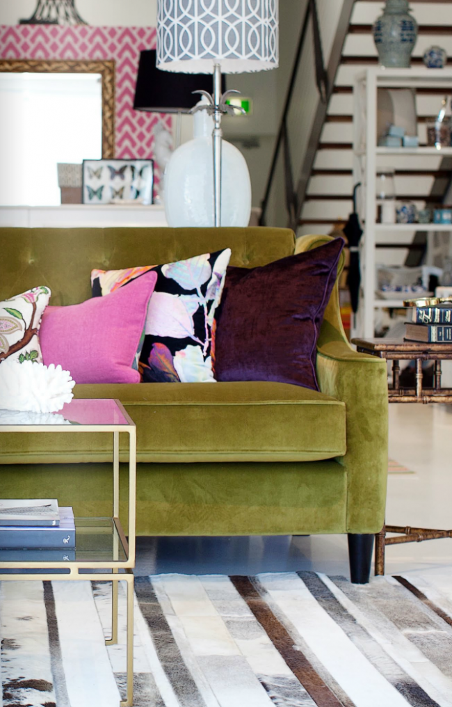 Adore Mag Aug:Sept Living Space
