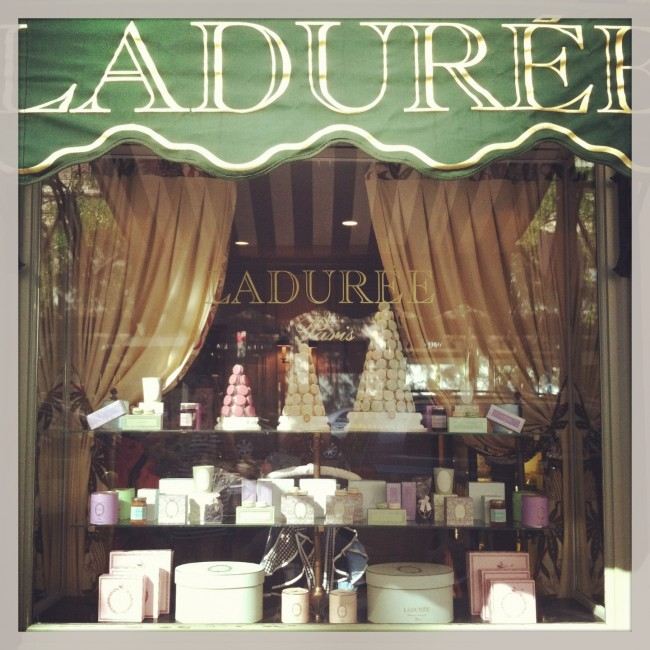 NYC Laduree
