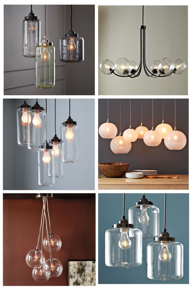 West Elm Cluster Lighting