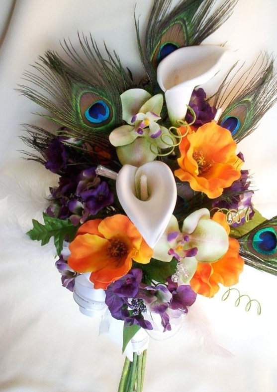 special bridal bouquet option