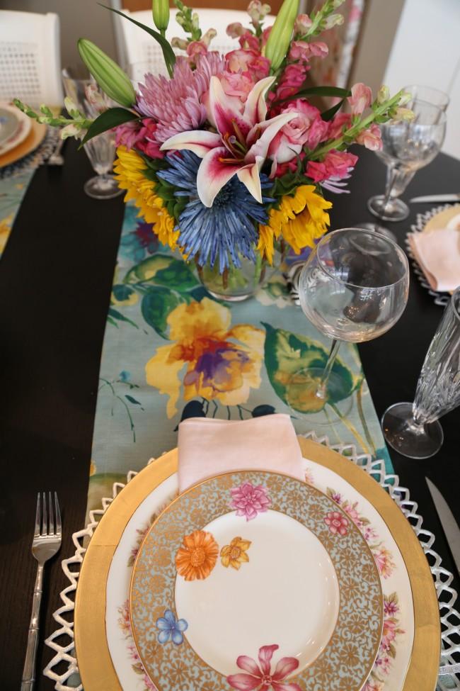TNPLH: Floral Dinner Party