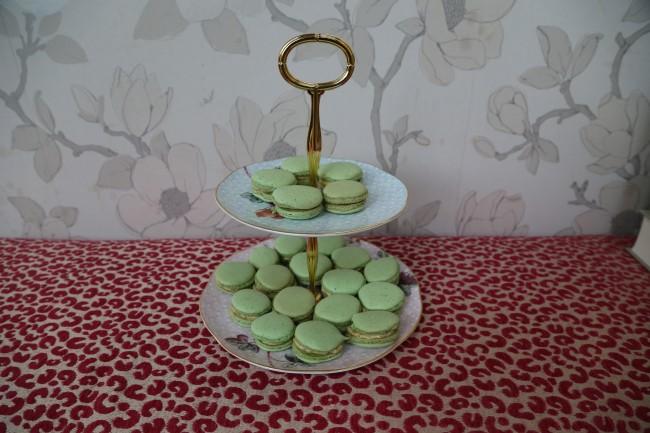 TNPLH: Pistachio Macarons
