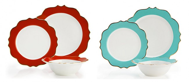 zgallerie sofia dinnerware