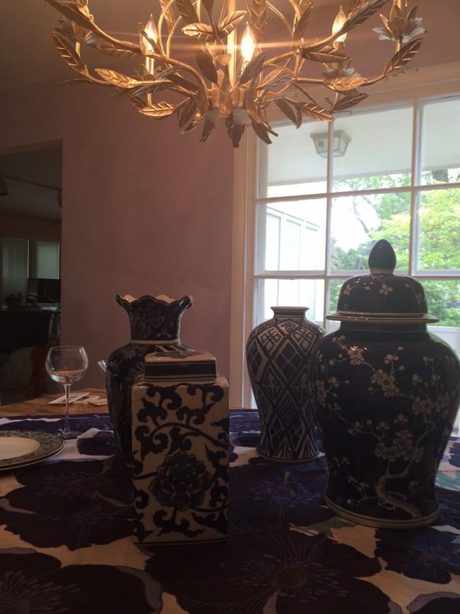 Living Room Lavendar