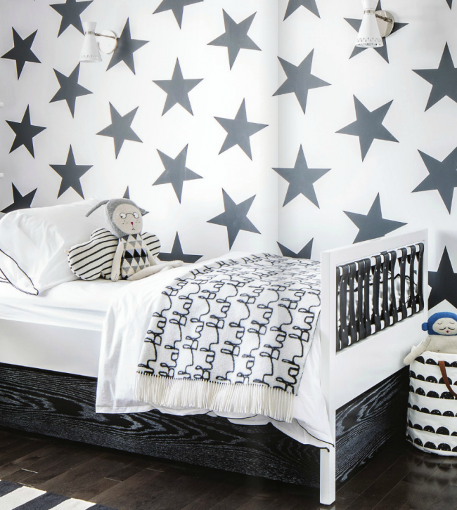 Adore Mag Bold Boys Room