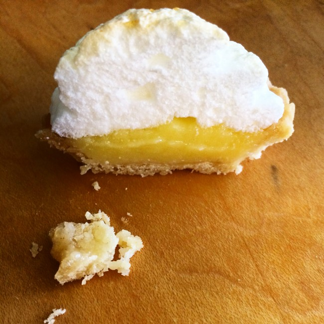 TNPLH: Lemon Merigue Pies 6