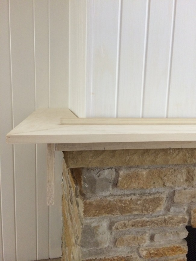 TNPLH: DIY Mantel Project