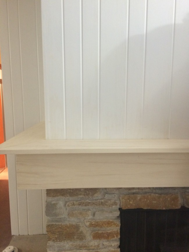 TNPLH: DIY Mantel 4