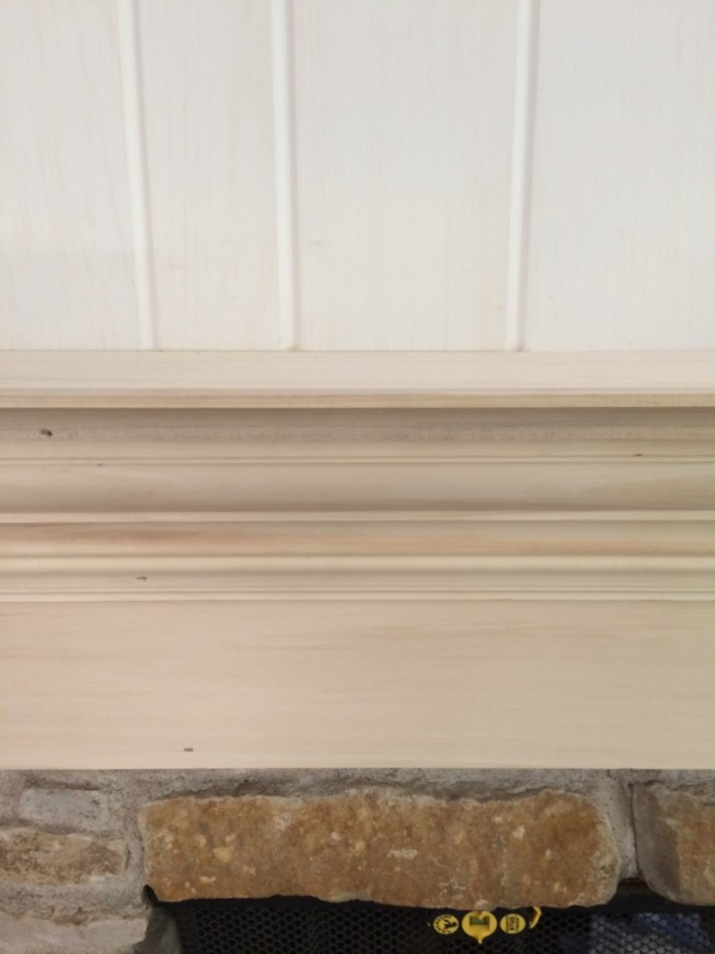 TNPLH: DIY Mantel 7
