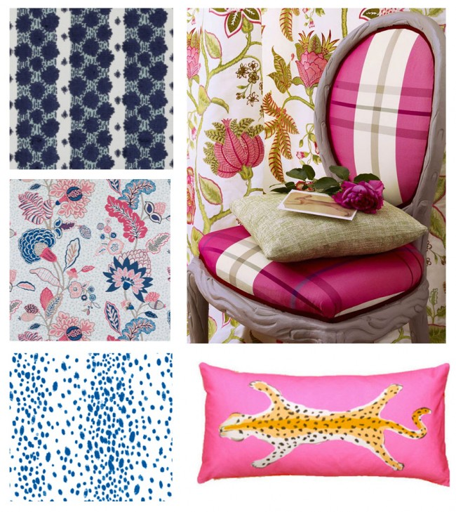 Preppy Fabric Mix