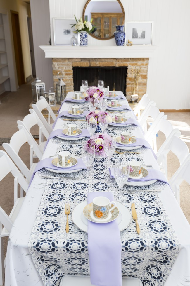 Lavender Dinner Party 10