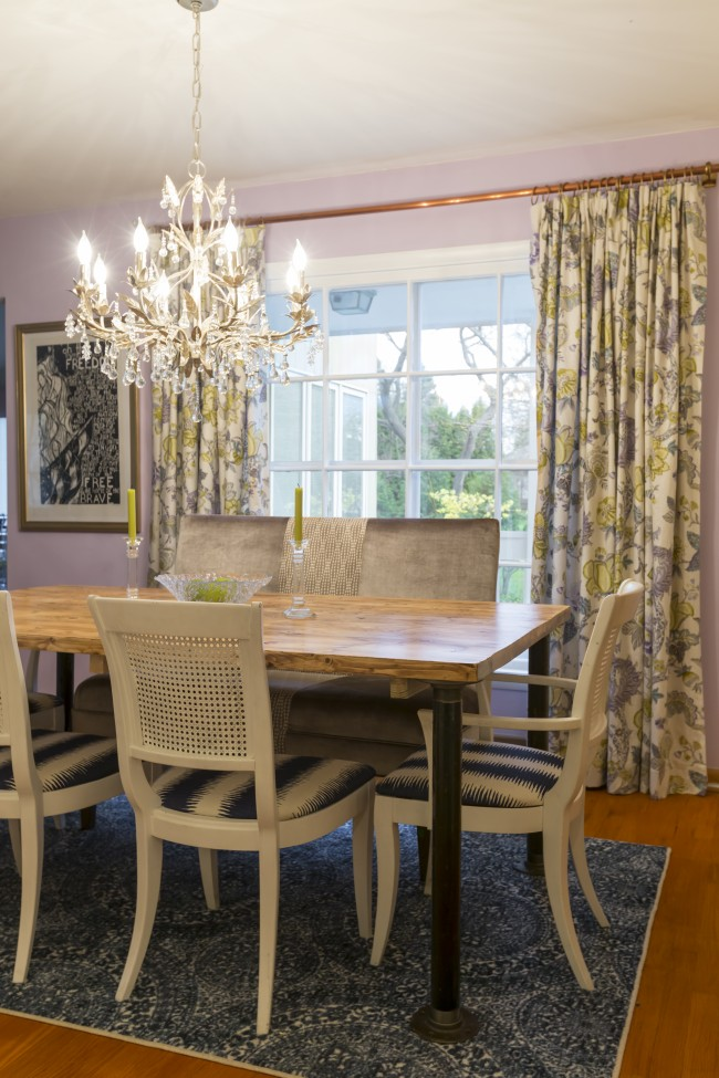 Little Yellow House Dinning Room Reveal 1