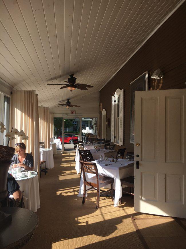 TNPLH: Whistling Swan Door County Dinning Door