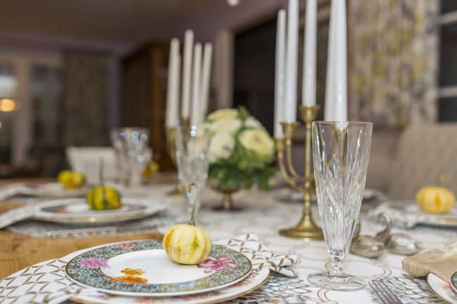 TNPLH: Fall Dinner Party 1
