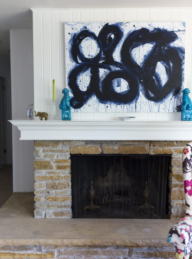 TNPLH: Mantel Art DIY 1