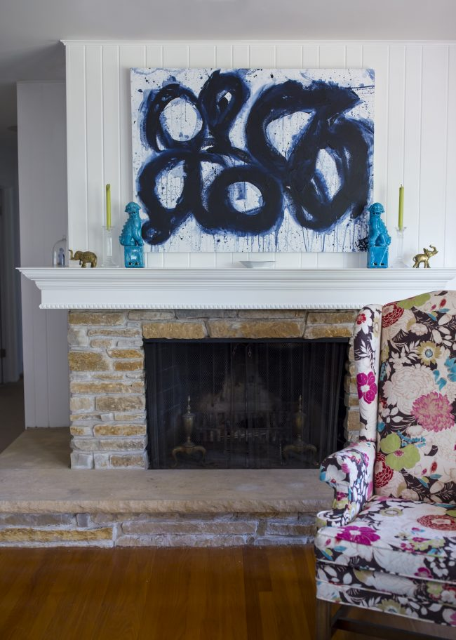 TNPLH: DIY Mantel Art 2