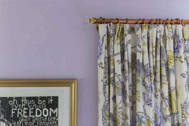 TNPLH: Curtain DIY