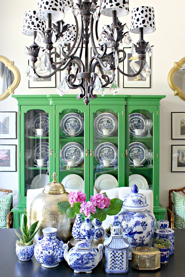 decorating-with-china-cabinets-dimples-and-tangles