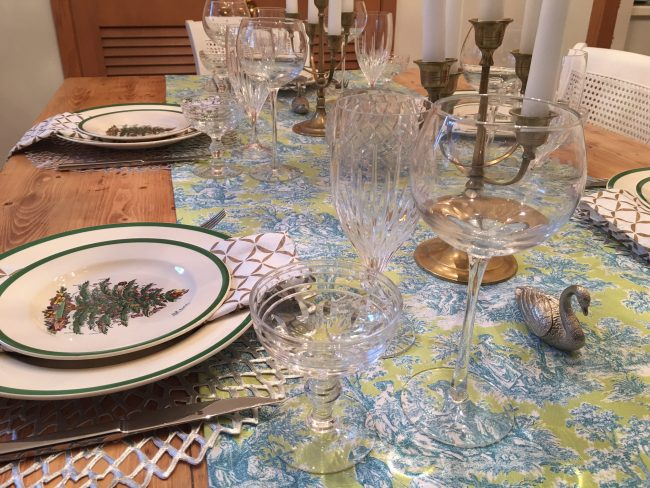 TNPLH: NYE Dinner 2017